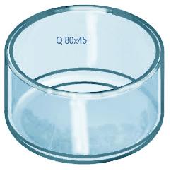 Quartz crucible 187 ml
